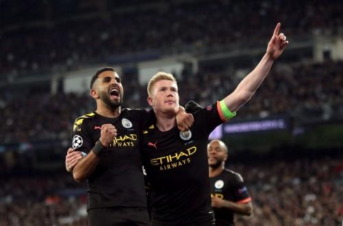 مانشستر سيتي يصعق ريال مدريد في عقر داره بدوري الأبطال