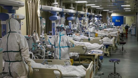 """الصين تعلن عن 121 وفاة و5090 إصابة جديدة بفيروس """"كورونا"""""""