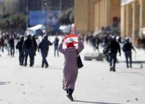 lebanon-flag-manifetation