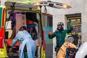 السويد.. تسجّل 96 حالة وفاة جديدة و 726 إصابة بالكورونا